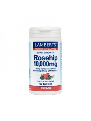 LAMBERTS ROSEHIPS 10,000MG 60 TABLETS
