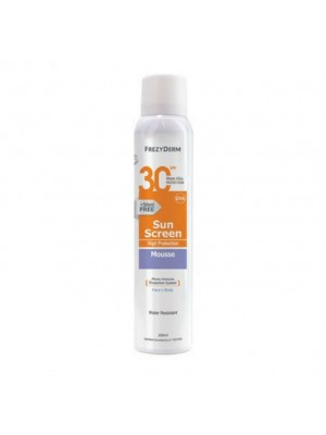 FREZYDERM SUNSCREEN MOUSSE SPF30 200ML