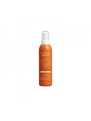 AVENE SUN CARE SPRAY SPF20 200ML
