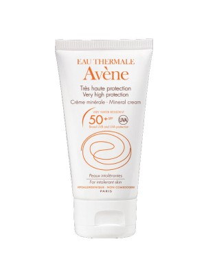 AVENE SUN CARE CREAM MINERAL SPF50 50ML