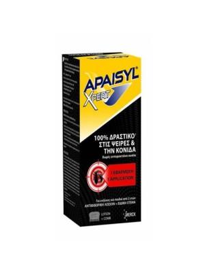 APAISYL XPERT LOTION 100ML + ΧΤΕΝΑ