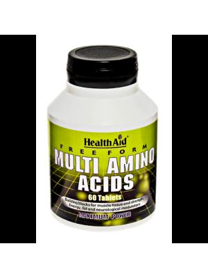 HEALTH AID MULTI AMINO ACIDS 60'S