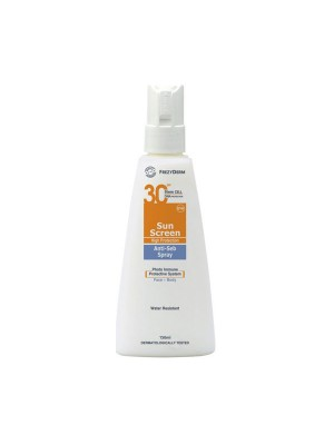FREZYDERM SUNSCREEN SPRAY ANTISEB SPF30 150ML