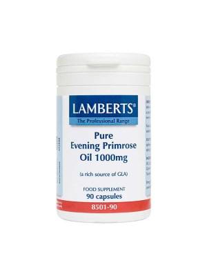 LAMBERTS EVENING PRIMOSE OIL 1000mg 90CAPS