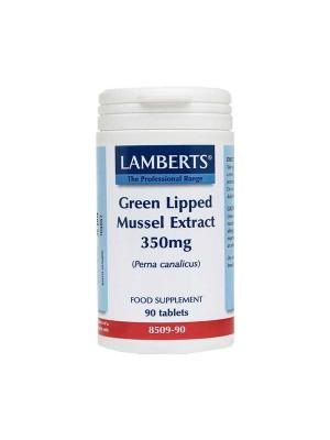 LAMBERTS GREEN LIPPED MUSSEL EXTR.(SEATONE)350mg 90TABS