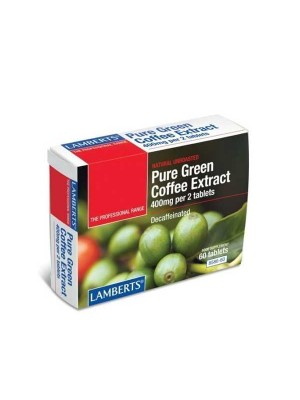 LAMBERTS PURE GREEN COFFE EXTRACT 60TABS