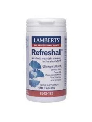 LAMBERTS REFRESHALL 120TABS
