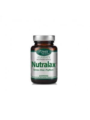 POWER HEALTH PLATINUM NUTRALAX 20CAPS