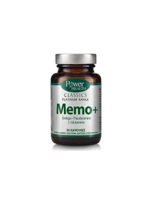 POWER HEALTH PLATINUM MEMO+ 30TABS