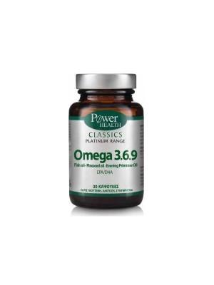 POWER HEALTH PLATINUM OMEGA 3.6.9 30TABS