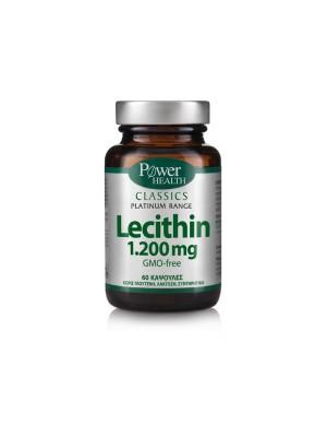 POWER HEALTH PLATINUM LECITHIN 1200MG 60 CAPS
