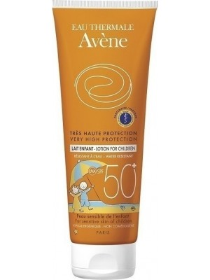 AVENE SUN CARE LAIT ENFANT 50+ 250ML
