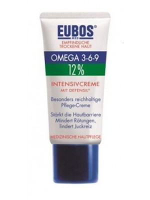 EUBOS OMEGA 3-6-9 INTENSIVE CREAM ΜE DEFENSIL 50ML