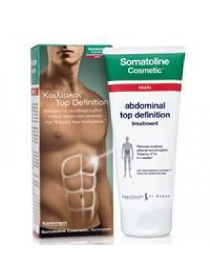 SOMATOLINE COSMETIC MAN ΚΟΙΛΙΑΚΟΙ TOP DEFINITION 200ml