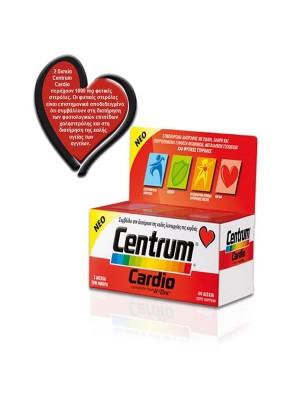 CENTRUM CARDIO 60TABS