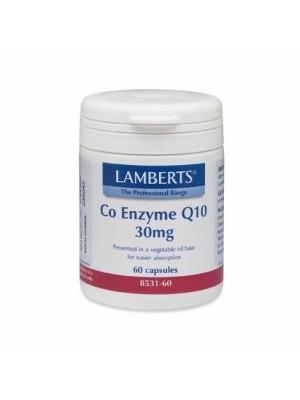 LAMBERTS CO-ENZYME Q10 30MG 60CAP