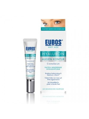 EUBOS CREAM HYALURON EYE CONTOUR 15ML