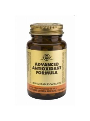 SOLGAR ADVANCED ANTIOXIDANT FORMULA 30CAP