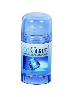 OPTIMA ΑΠΟΣΜΗΤΙΚΟ ICE GUARD NATURAL CRYSTAL 120GR