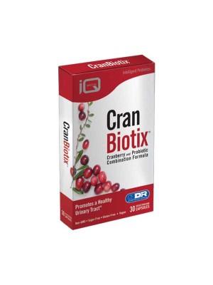 QUEST CRAN BIOTIX 30CAPS