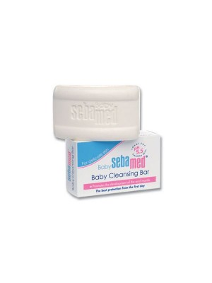 SEBAMED BABY CLEANSING BAR 100GR