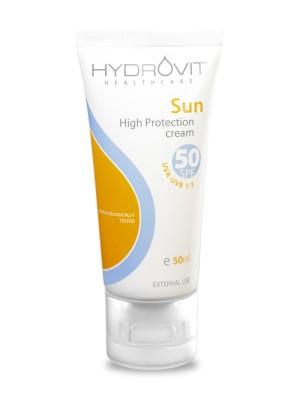HYDROVIT SUN HIGH PROTECTION CREAM SPF50 50ML