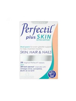VITABIOTICS PERFECTIL PLUS 28TABS/28CAPS