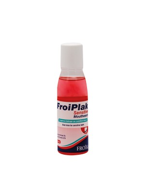 FROIKA FROIPLAK SENSITIVE MOUTHWASH 250ML