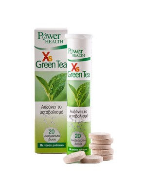 POWER HEALTH XS GREEN TEA 20CAPS